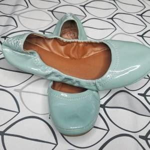 Lucky Brand Robins Egg Blue Emmie Ballet Flats 7